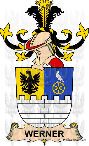 Coat of arms of family Werner