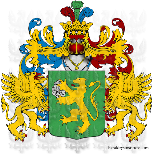 Coat of Arms of family Ramazza