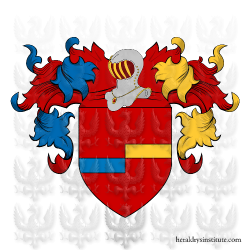 Coat of Arms of family Delia