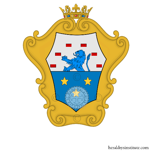 Coat of arms of family Emaselli