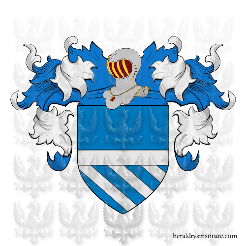 Coat of Arms of family Segagni