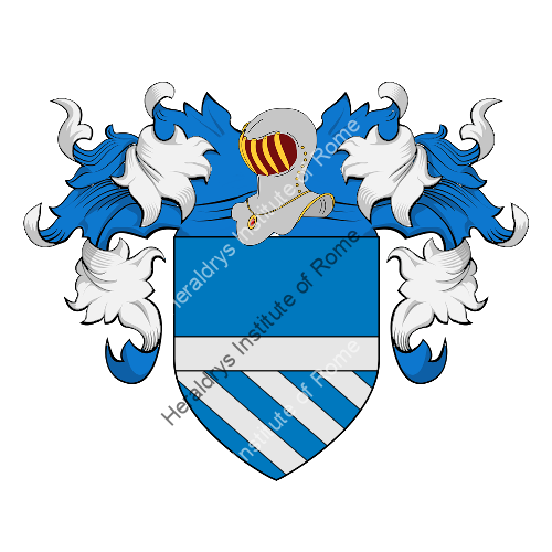 Coat of Arms of family Seganelli