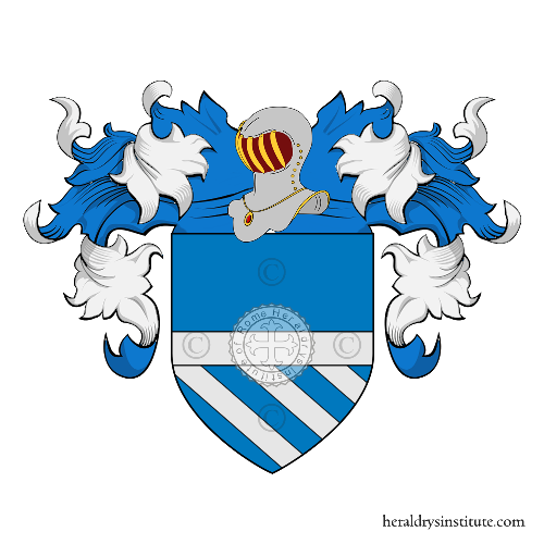 Coat of Arms of family Segate
