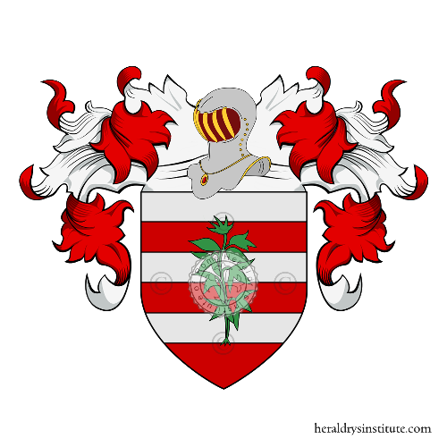 Coat of Arms of family Donelli
