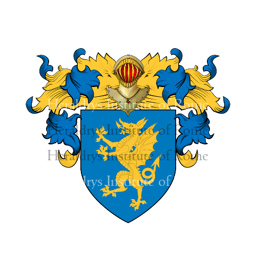 Coat of Arms of family Dragi