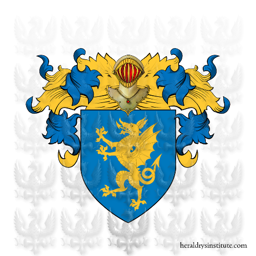 Coat of Arms of family Dragolli