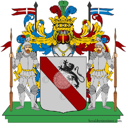 Coat of Arms of family Erasmi