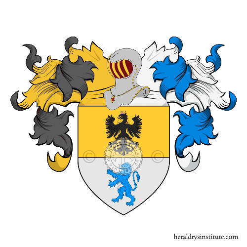 Coat of Arms of family Palettino