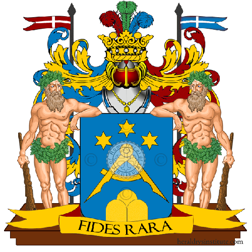 Coat of Arms of family Eferraro
