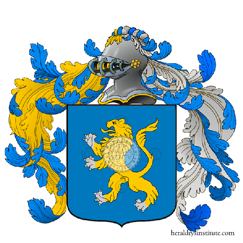 Coat of Arms of family Ferr