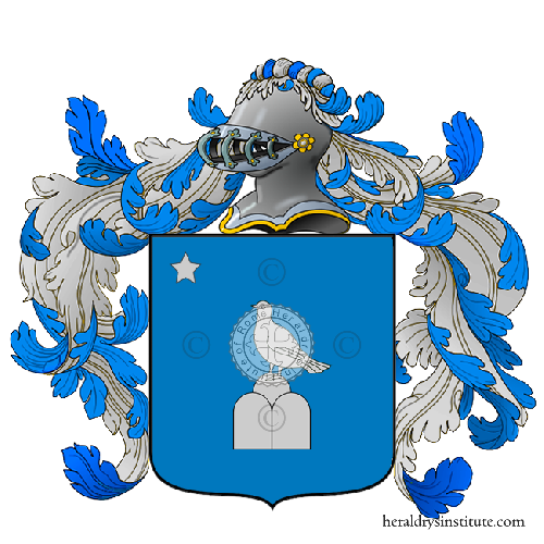 Coat of Arms of family Migliola