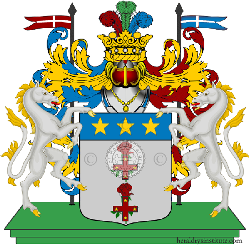 Coat of Arms of family Siori