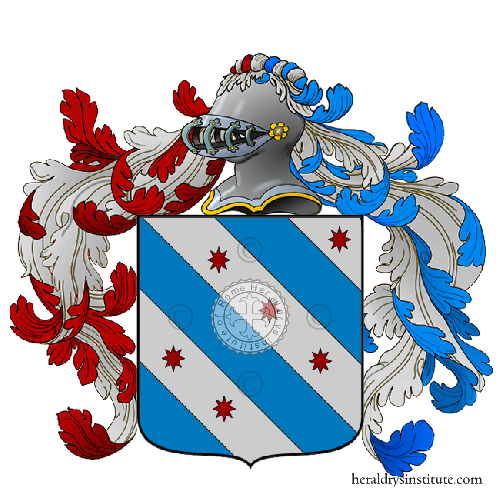 Coat of Arms of family Nappione