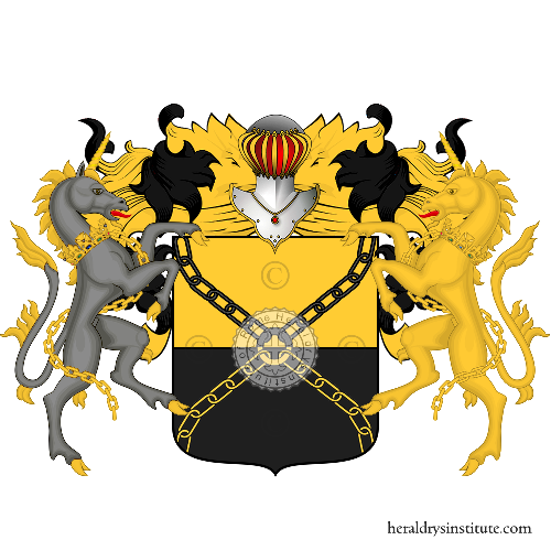 Coat of Arms of family Noti