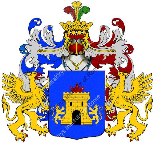 Coat of Arms of family Velotini