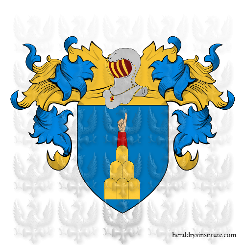 Coat of Arms of family Francescangeli