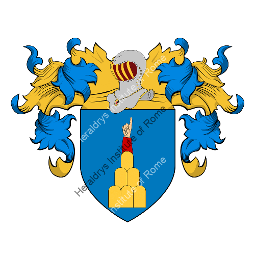 Coat of Arms of family Franceschi (Firenze)