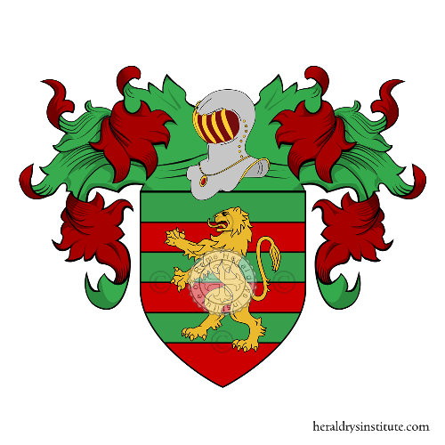 Coat of Arms of family Ranco