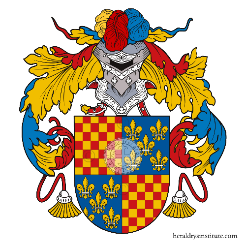 Coat of arms of family Alao
