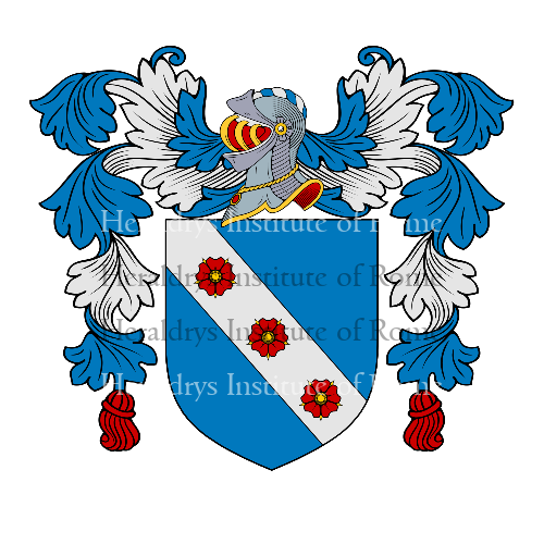 Coat of arms of family Bellazzi