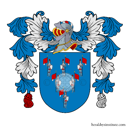 Coat of arms of family Bonafe