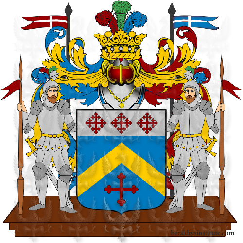 Coat of Arms of family Sonvilla
