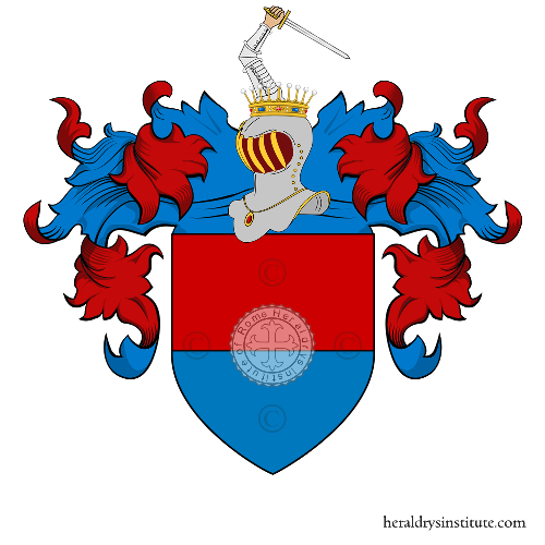 Coat of Arms of family Morghetti