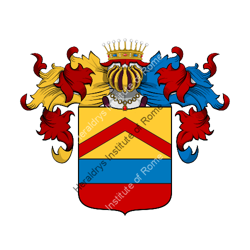 Coat of Arms of family Dugani