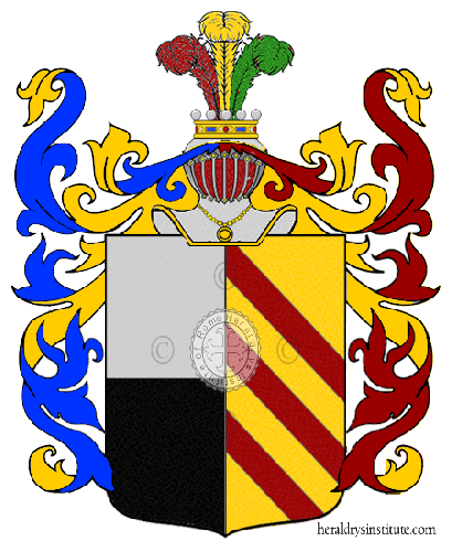 Coat of Arms of family Garzone