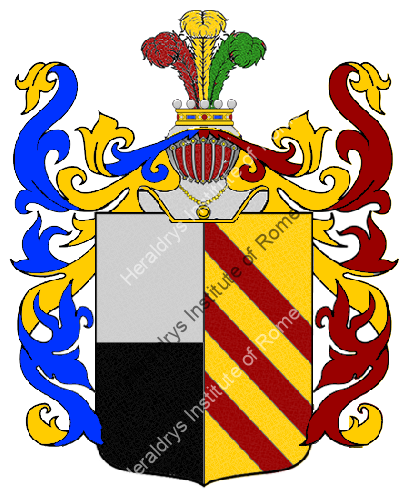 Coat of Arms of family Varzoni
