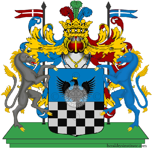 Coat of Arms of family Paratozzi