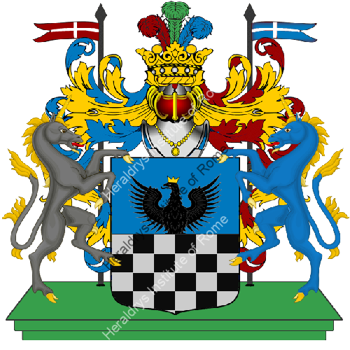 Coat of Arms of family Varato