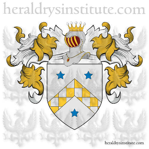 Coat of Arms of family Rosotto