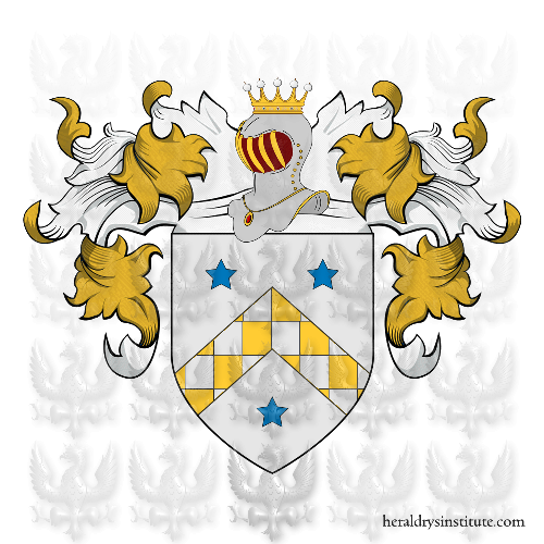 Coat of Arms of family Rosselba