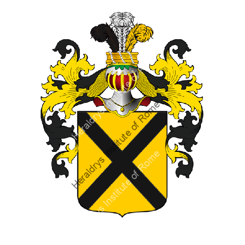 Coat of Arms of family Mazieri