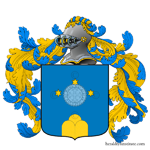 Coat of Arms of family Suro
