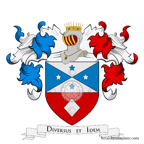 Coat of Arms of family Giannusa