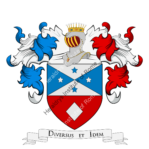 Coat of Arms of family Ord