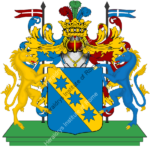 Coat of Arms of family Tinori