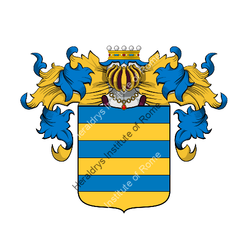 Coat of Arms of family Zuliu