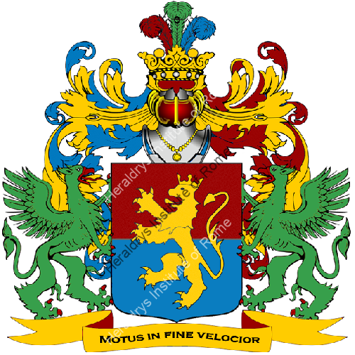 Coat of Arms of family Dolcesi