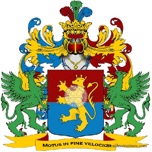 Coat of Arms of family Rondi