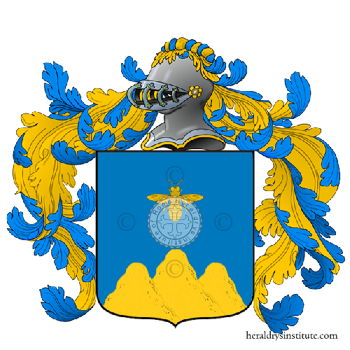 Coat of Arms of family Digiura