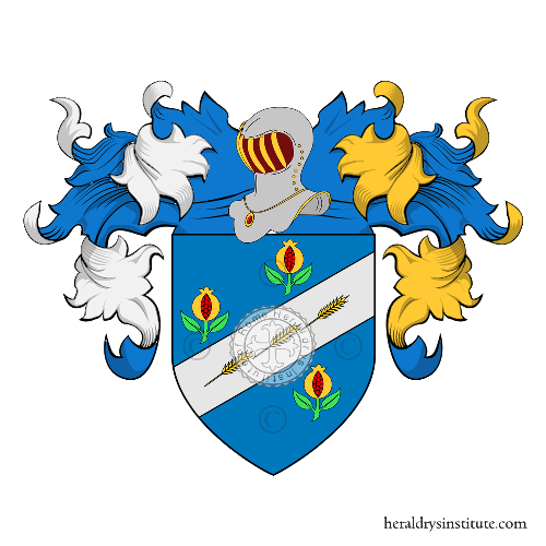 Coat of Arms of family Scagnoli