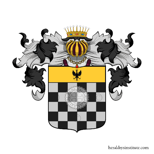 Coat of Arms of family Prassa