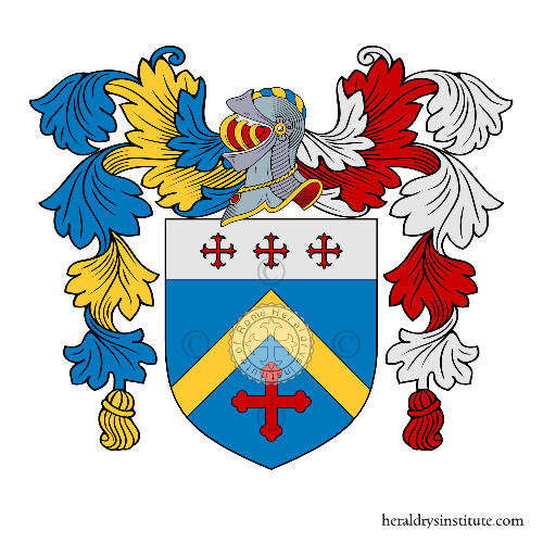 Wappen der Familie Galbany