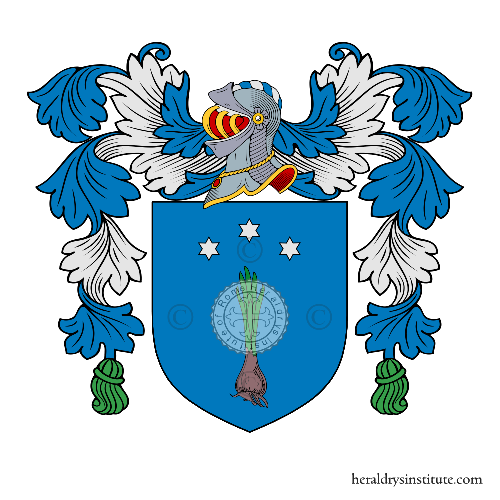 Coat of arms of family Cipollone