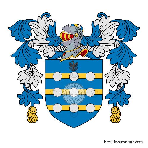 Coat of arms of family Finotti