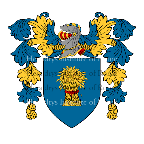 Coat of arms of family Vecchio