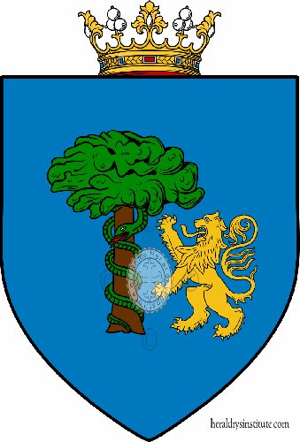 Coat of arms of family Sartorio